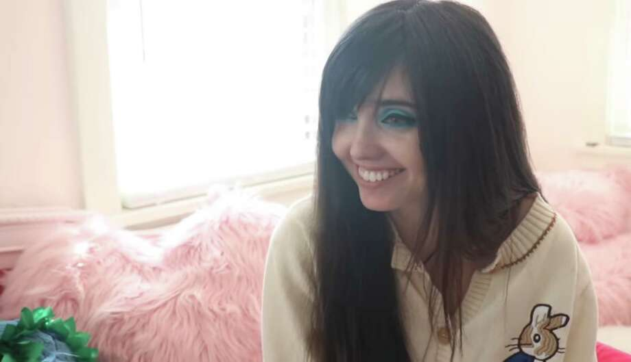 "A screenshot from ""The Return of Eugenia Cooney"" documentary, which details 24-year-old Eugenia Cooney's battle with an eating disorder. Photo: Screenshot Courtesy Of YouTube From ""The Return Of Eugenia Cooney"" Documentary / Contributed / The News-Times Contributed"