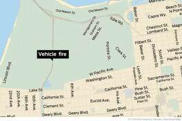 Wildfires around the Bay Area and California - SFGate on
