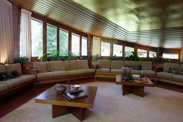 Visit two Frank Lloyd Wright homes in the Bay Area