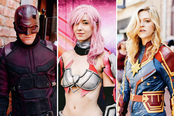 Every year, San Diego Comic-Con becomes a haven for dedicated cosplayers, who spend hundreds - even thousands - of dollars on intricate, major film-quality costumes that they can strut down the aisles of the event.