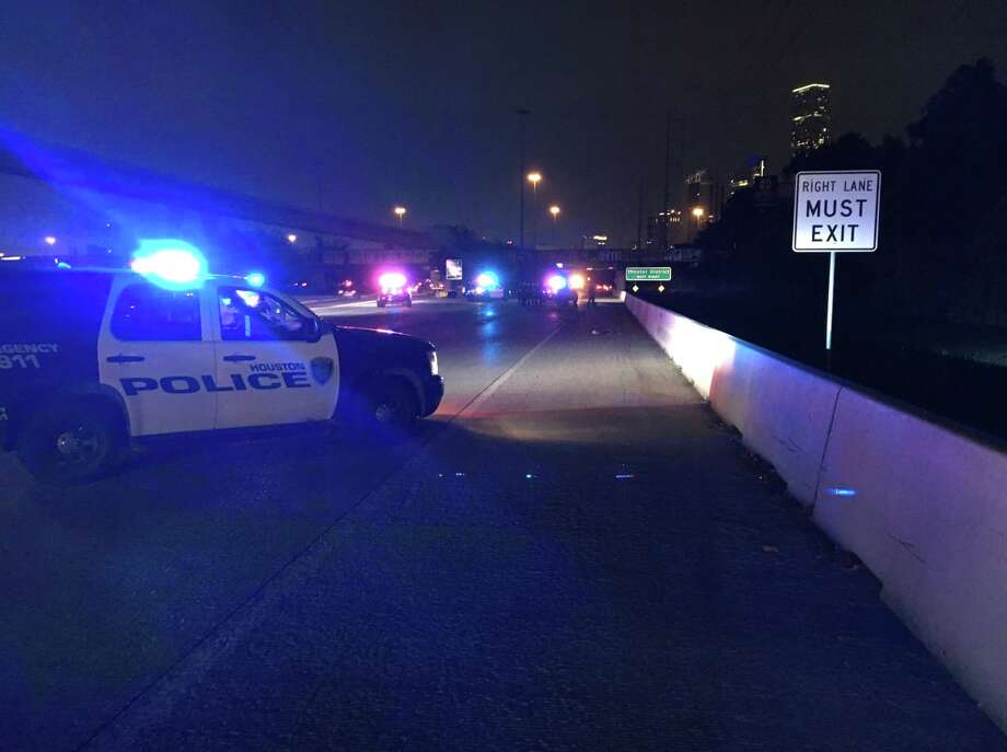 I-10 reopened near downtown Houston after fatal crash