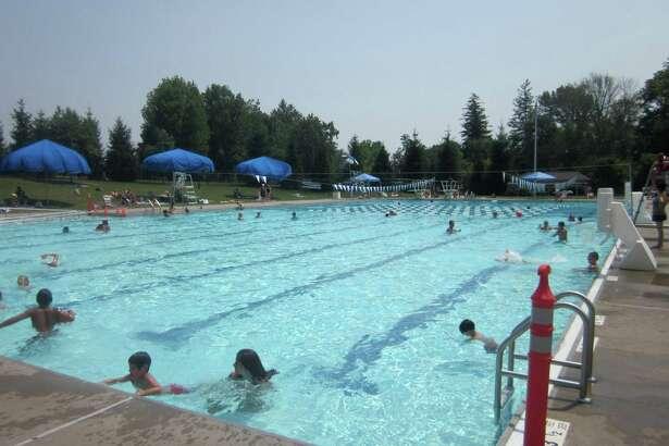 Waveny Pool in New Canaan.