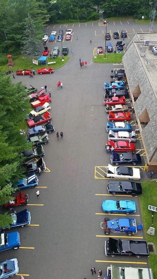 Photo: Contributed Photo / New Fairfield Fire Dept. Peter Weinberger Memorial Car Show