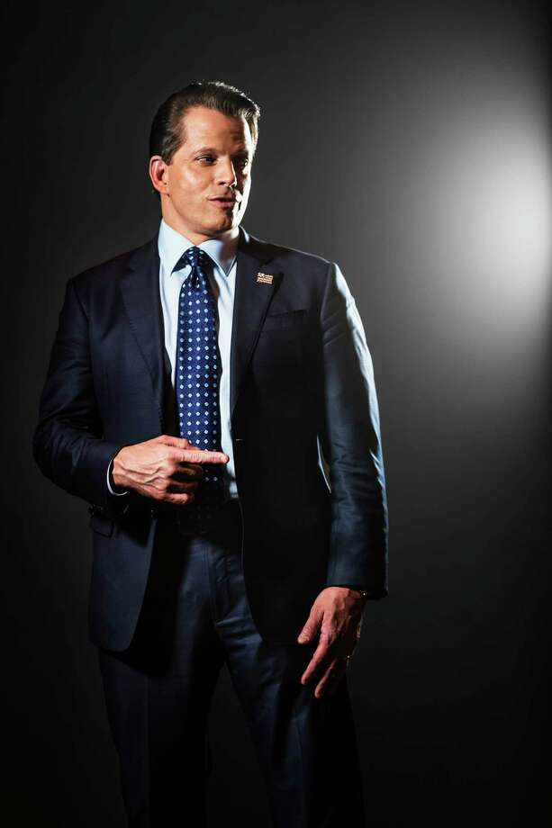 Anthony Scaramucci lost his job as White House communications director after a profanity-laced conversation with a reporter. Photo: Photo For The Washington Post By Mark Mann / For The Washington Post