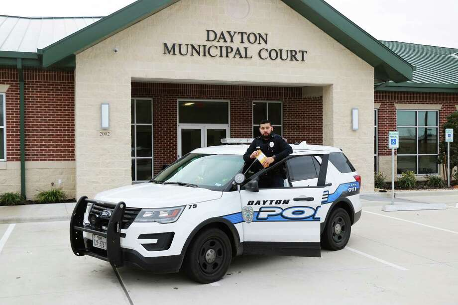 Dayton Police Department is offering residents the opportunity to ride along with law enforcement officers. Photo: David Taylor / David Taylor