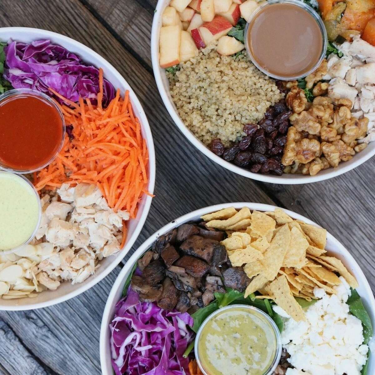 Sweetgreen, a national fast-casual salad bowl restaurant, has chosen Houston as its first expansion in Texas with new stores opening in Rice Village and Montrose.
