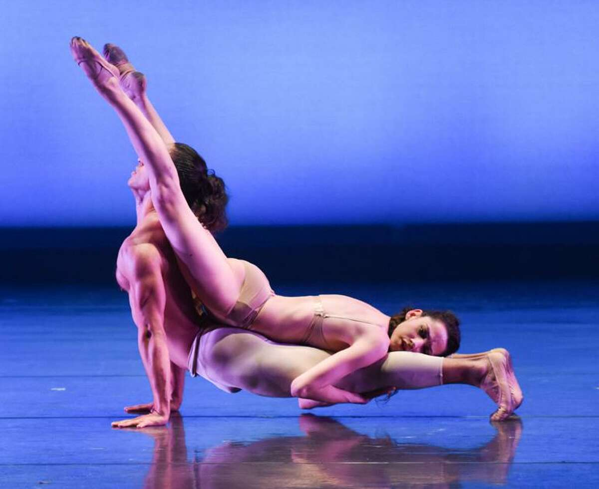 """Connecticut Ballet returns to Middlesex Community College, 100 Training Hill Road, Middletown, Saturday for its seventh annual """"Ballet Under the Stars"""" free performance in Chapman Hall. Shown is the performance of """"In the Shadow of Women."""""""