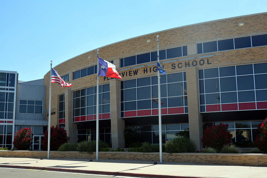 The Plainview ISD School Board held an emergency meeting on Friday to discuss current issues surrounding the COVID-19 concerns. Photo: Nathan Giese/Planview Herald