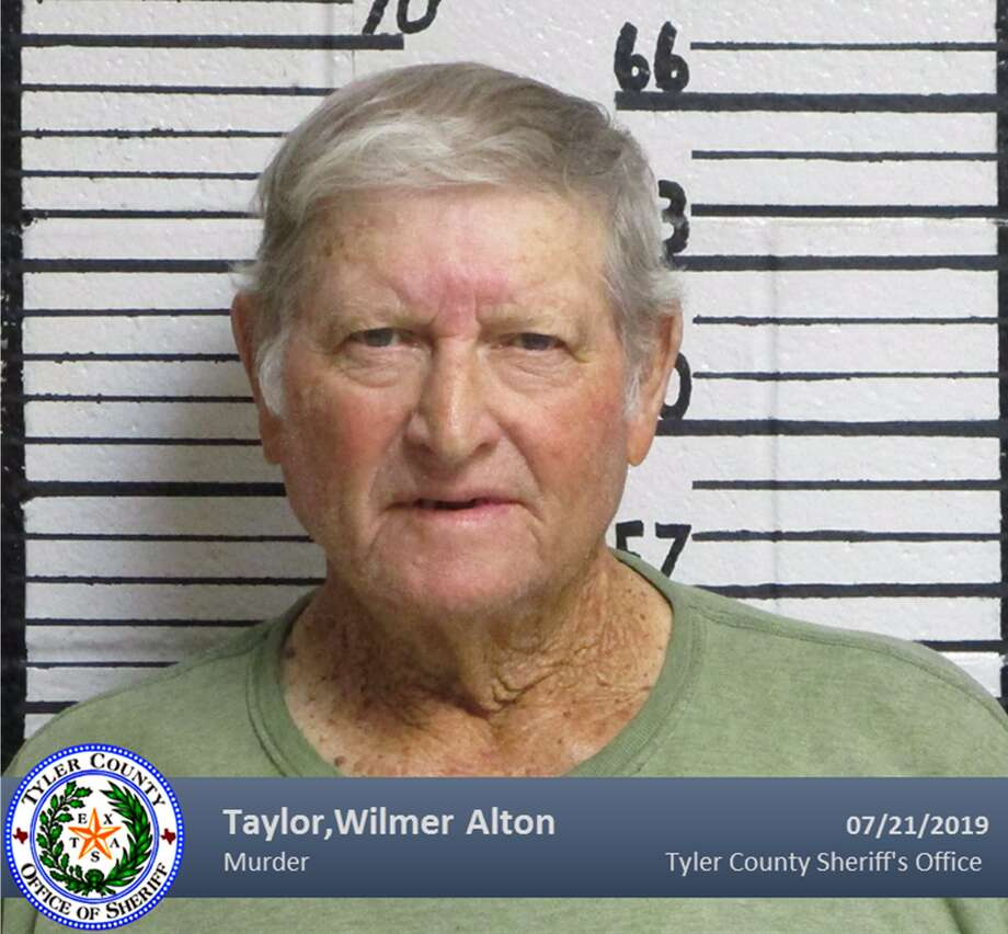 Wilmer Taylor Photo: Photo Courtesy Of Tyler County News Release