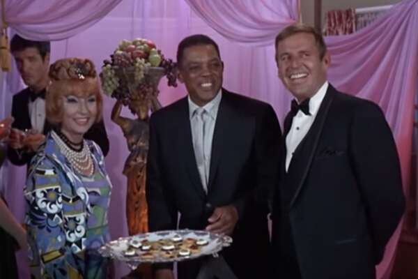 Willie Mays in Bewitched