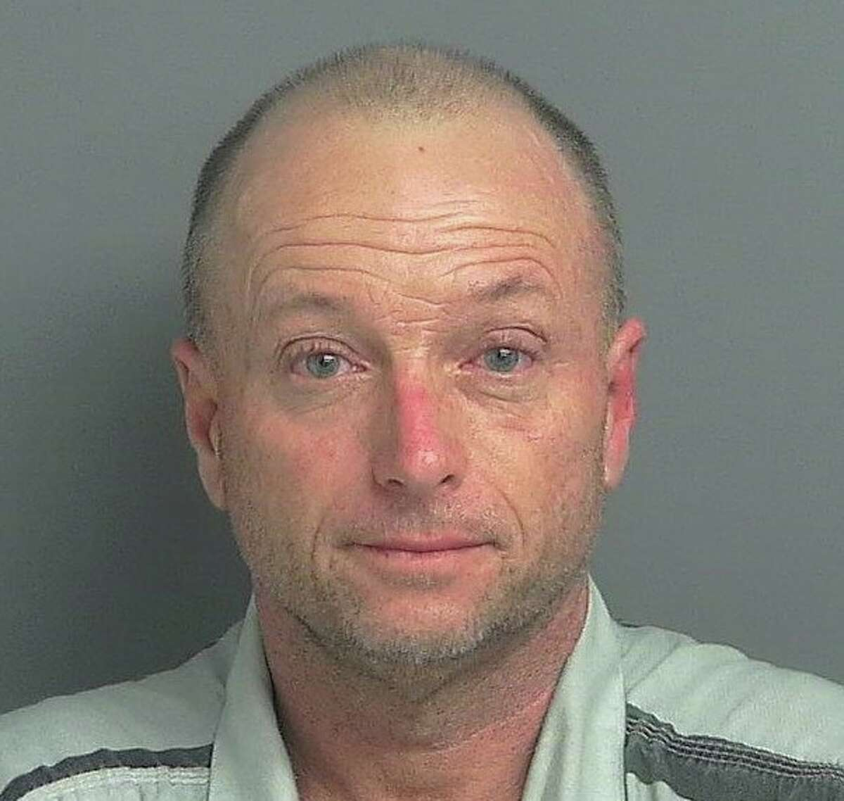 Jeffrey Michael Pitts, 52, of Kingwood, is being charged with two counts of aggravated assault.