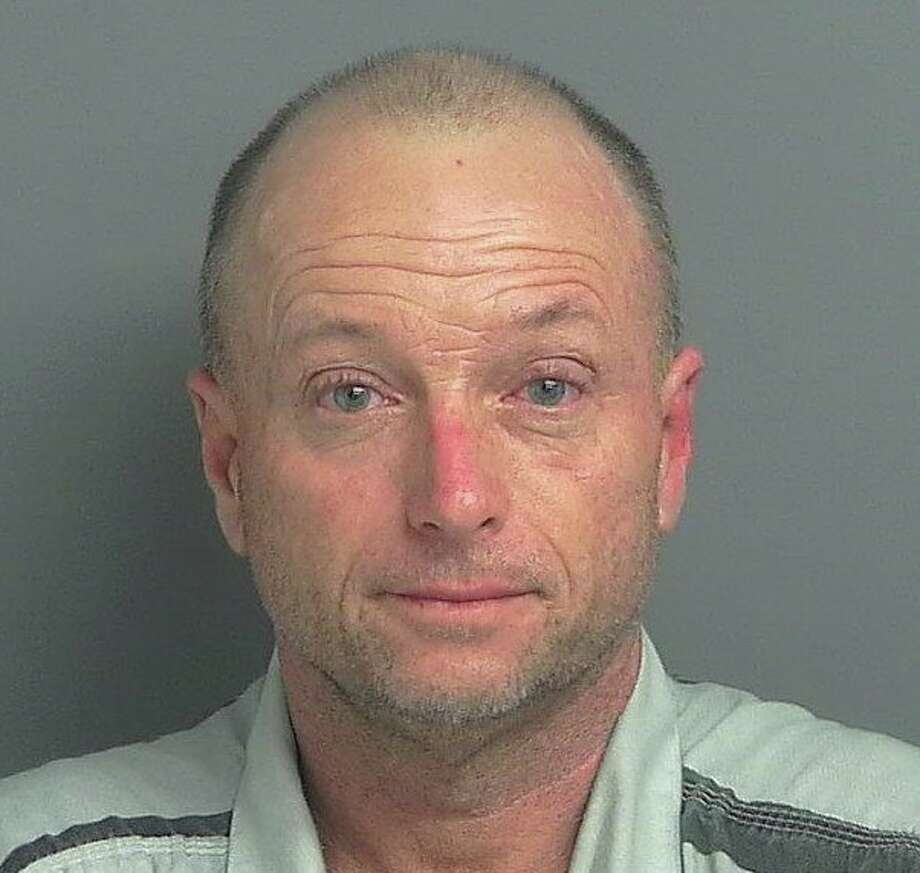 Jeffrey Michael Pitts, 52, of Kingwood, is being charged with two counts of aggravated assault. Photo: Courtesy Of The Montgomery County Sheriff's Office