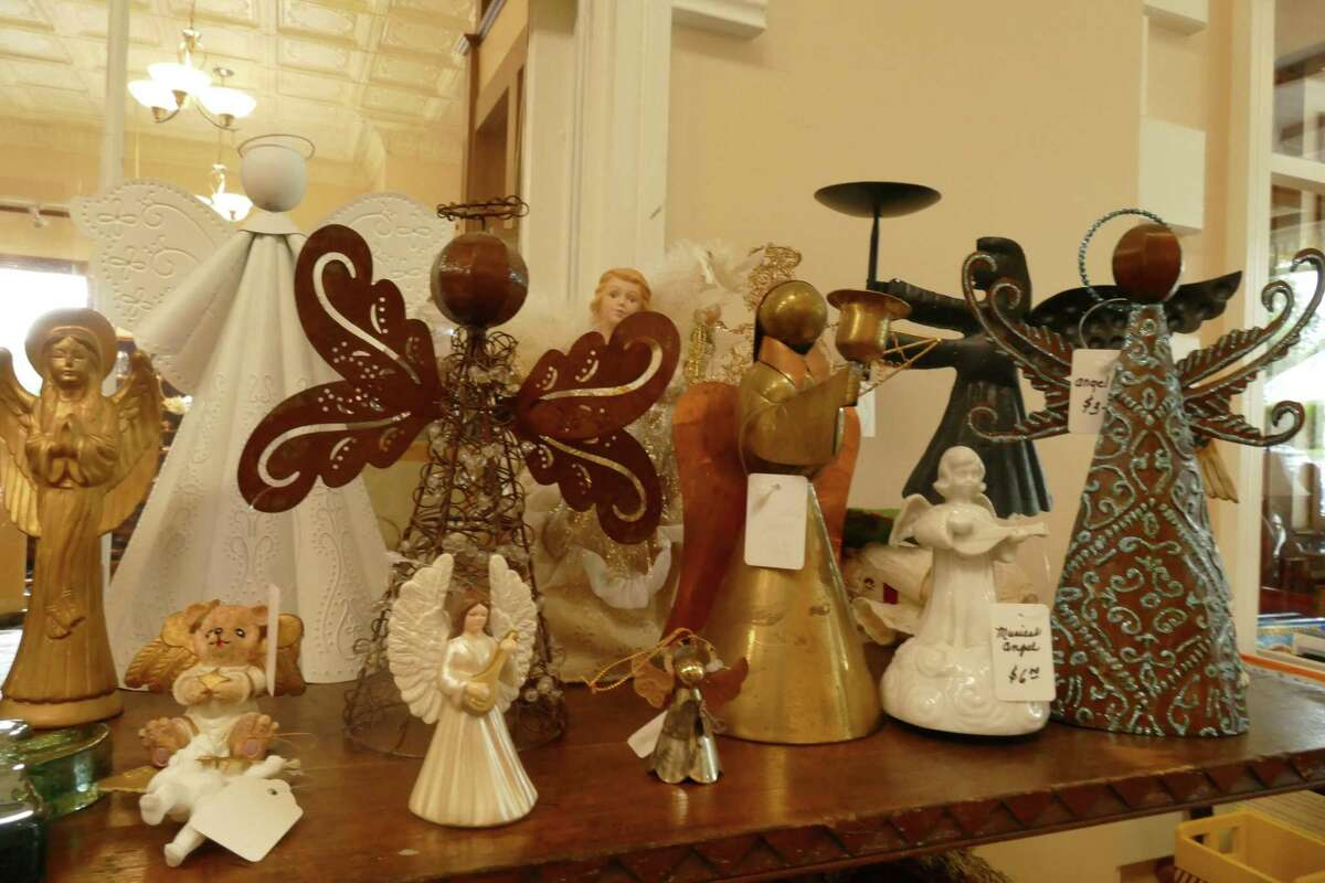 Looking for a winter getaway in the middle of this July heat? The Ridgefield Thrift Shop has you covered this week with its Christmas in July sale.