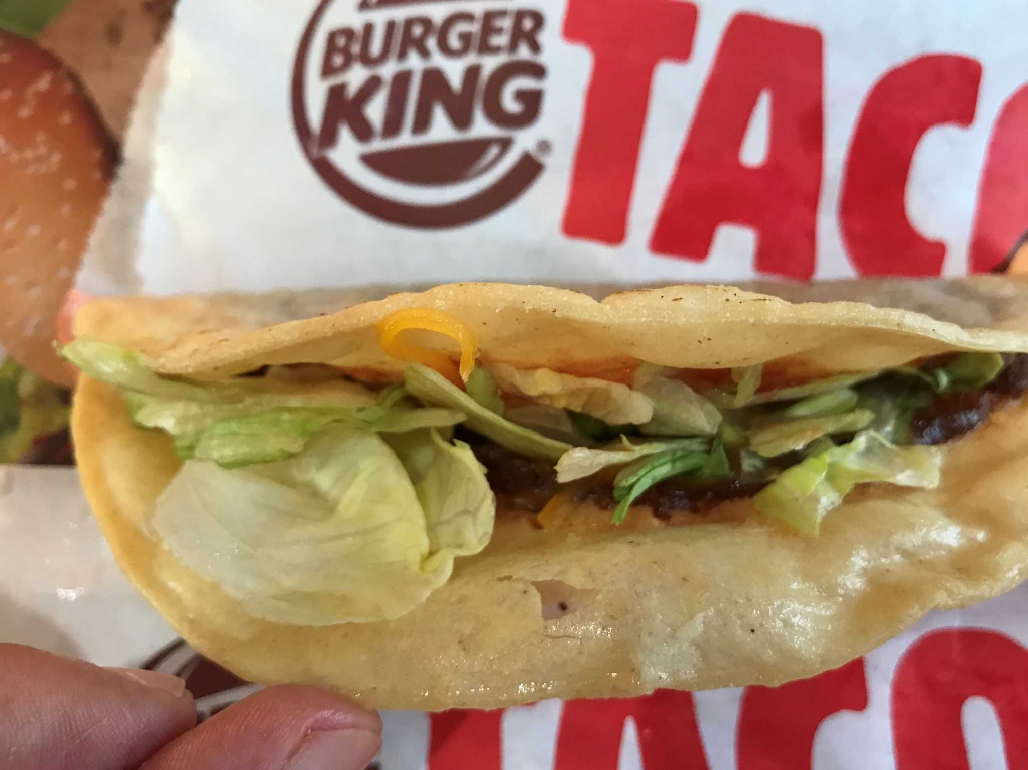 Testing Burger King's crispy taco: How it stacks up against Jack in the Box and Taco Bell