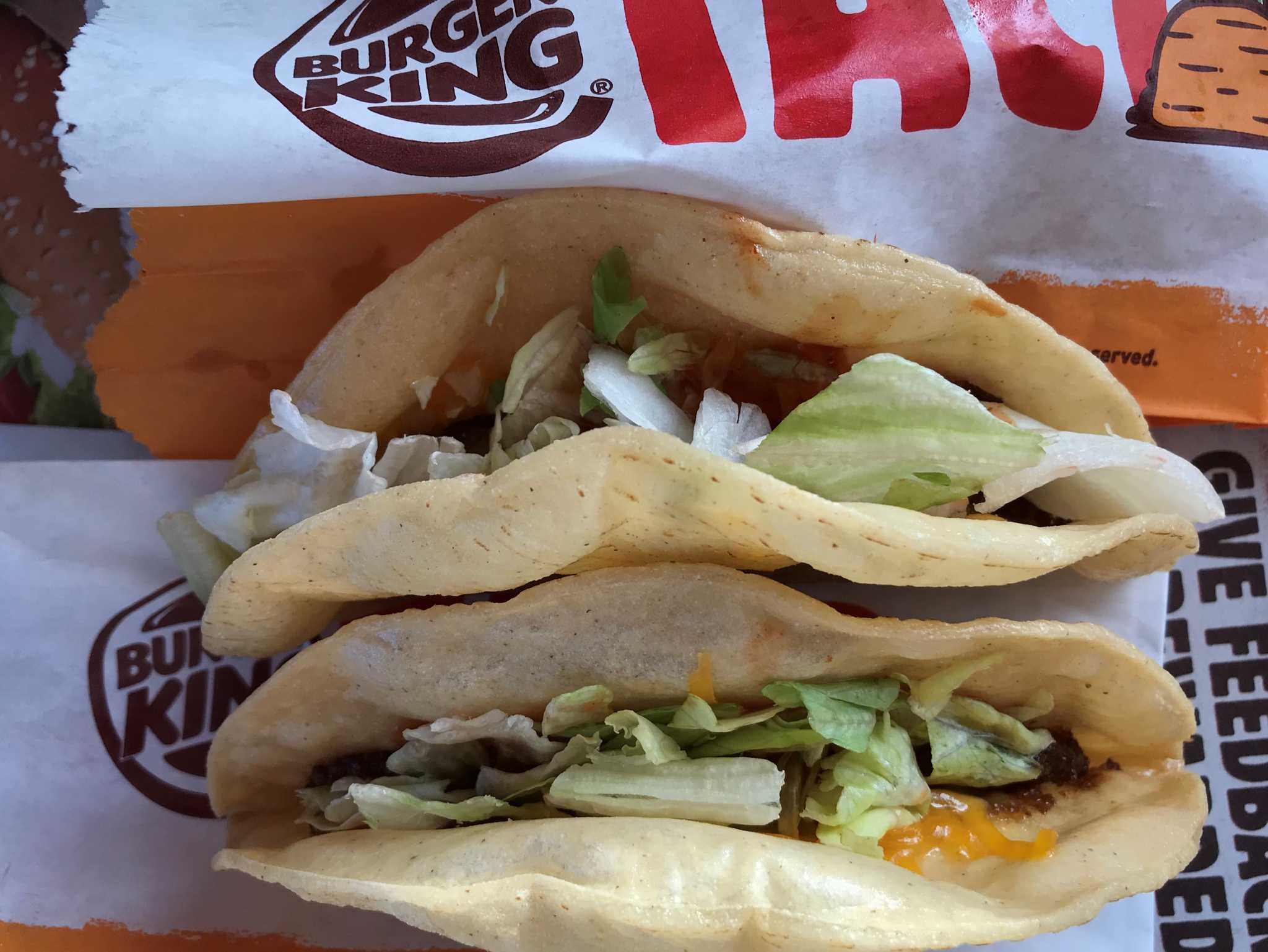 Testing Burger King S Crispy Taco How It Stacks Up Against