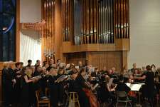 Music on the Hill's Summer Chorus will perform the music of Dvorak on July 25 at St. Matthew's Episcopal Church.