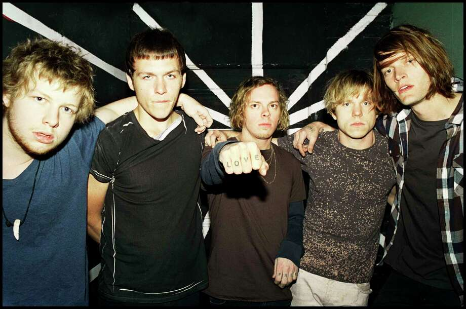 Cage the Elephant (band) Photo: COURTESY DANNY CLINCH