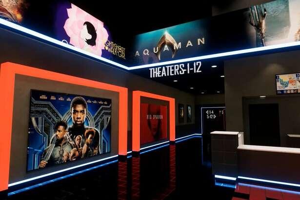 Digital renderings show what the Regal Cinema renovations will look like at Crossgates Mall in Guilderland, N.Y.