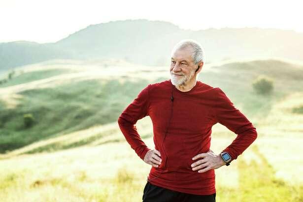 Many seniors consider themselves in good health despite their illnesses.