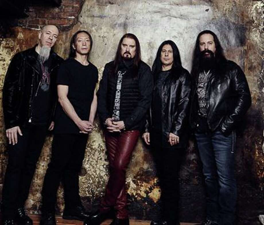 "Dream Theater's latest album is ""Distance Over Time."" Photo: File Photo"