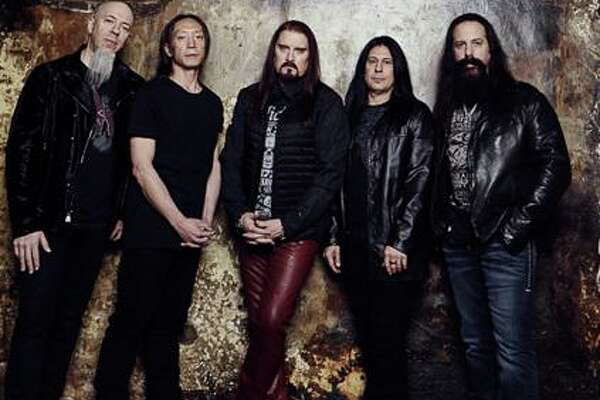 """Dream Theater's latest album is """"Distance Over Time."""""""