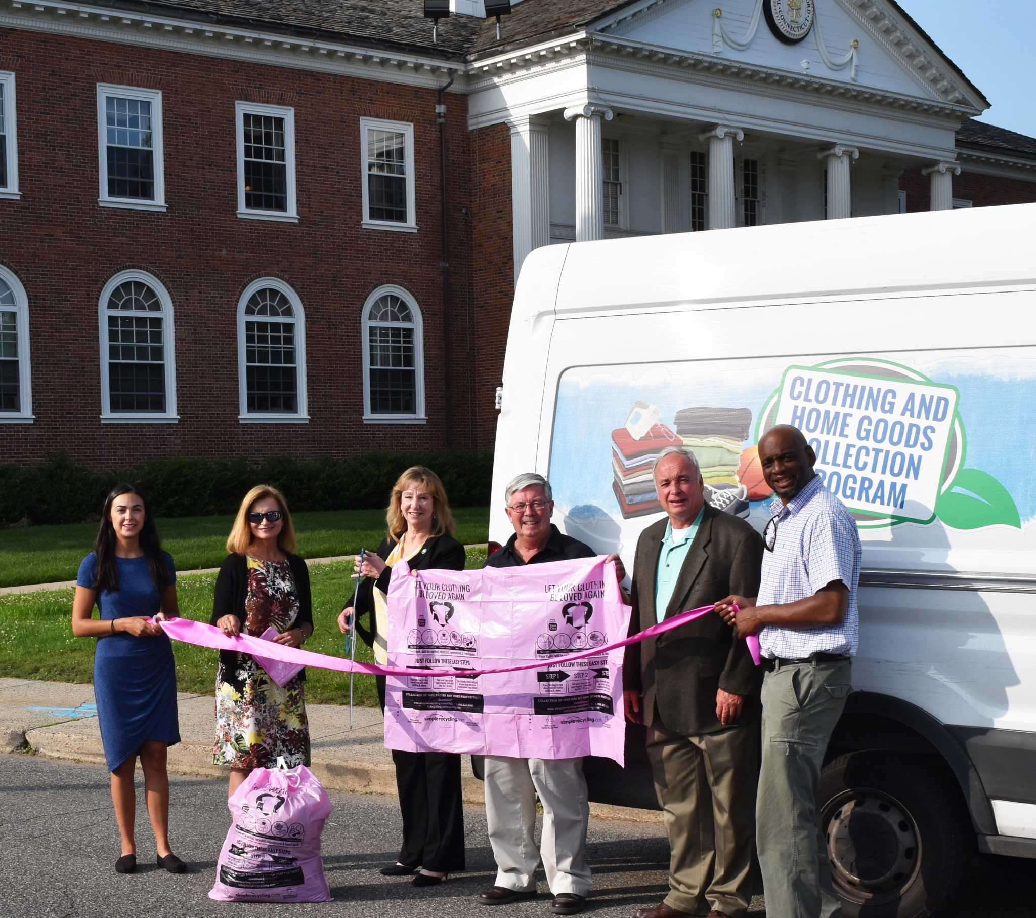 Stratford launches free curbside textile recycling program