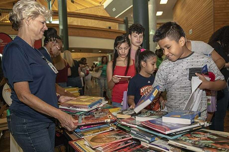 Spring ISD hosts a new student expo. The 2019 Back to School Expo is set for Saturday, July 27. Photo: Courtesy Of Spring ISD