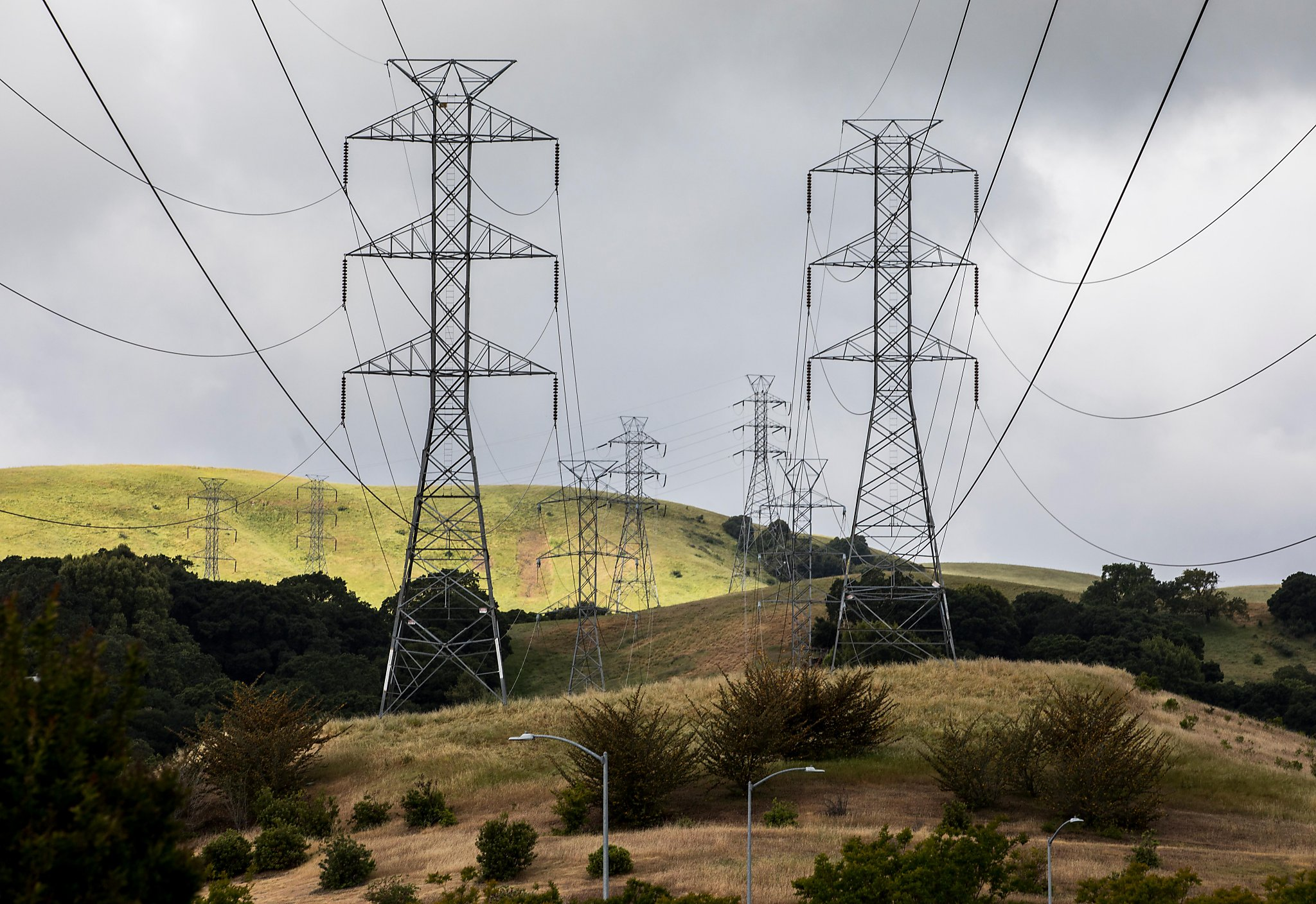 California's electricity prices are so high that researchers worry people won't ditch fossil fuel