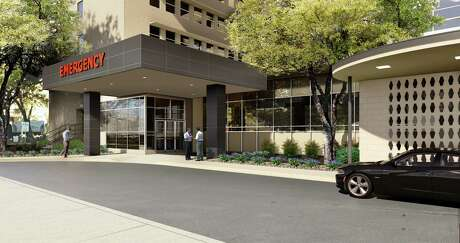 Baptist Medical Center is undergoing renovations on a new entrance for walk-in emergency patients and ambulance bay. The renovations are expected to be completed by mid-September.