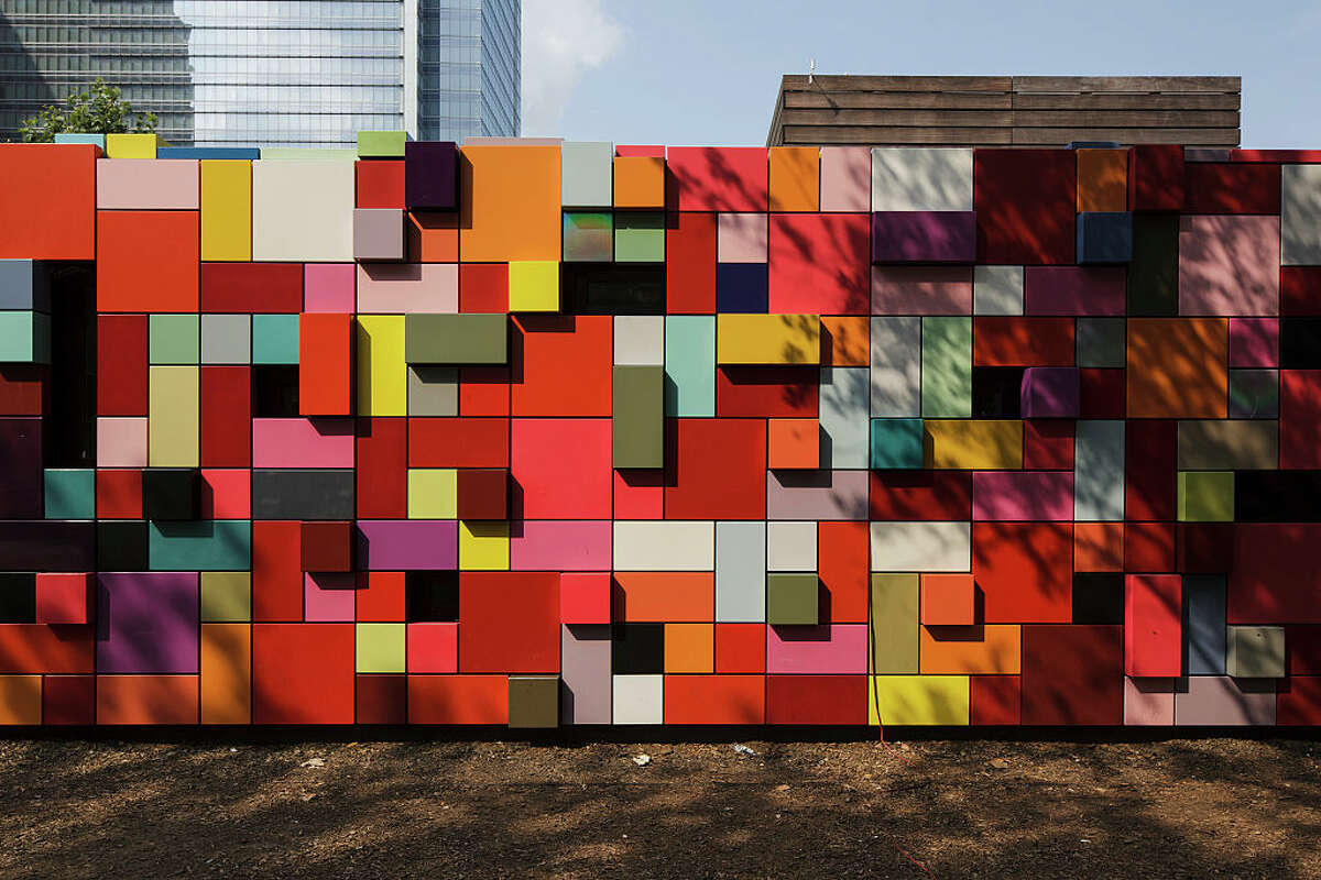 FILE - The city of Houston is spending $1.8 million on civic art. 6.2.5