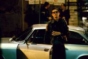 "Willem Dafoe in the Abel Ferrara film, ""Pasolini"""