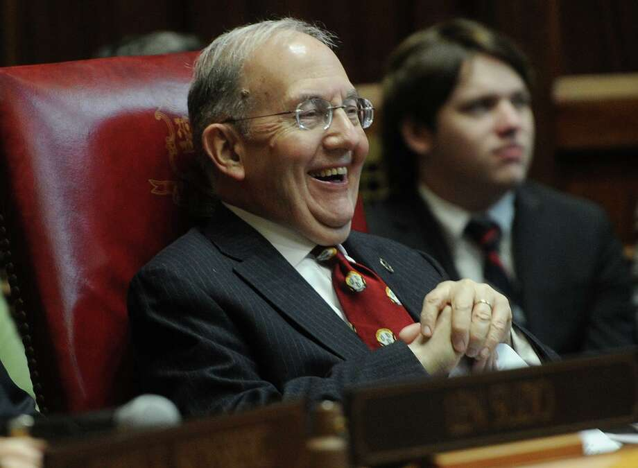 Senate President Martin Looney once worked as a toll collector. Photo: Brian A. Pounds / Hearst Connecticut Media / Connecticut Post