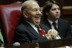 Senate President Martin Looney once worked as a toll collector.