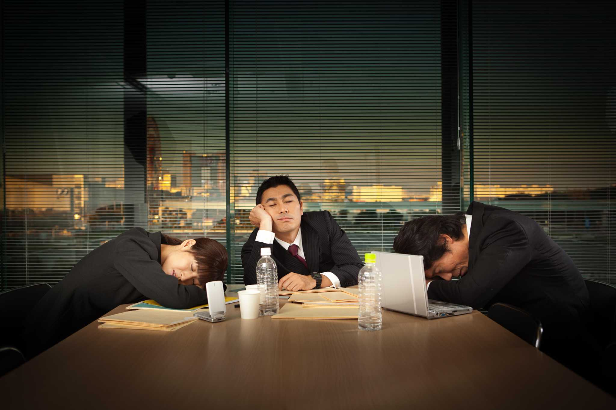 Are employee naps good for business?