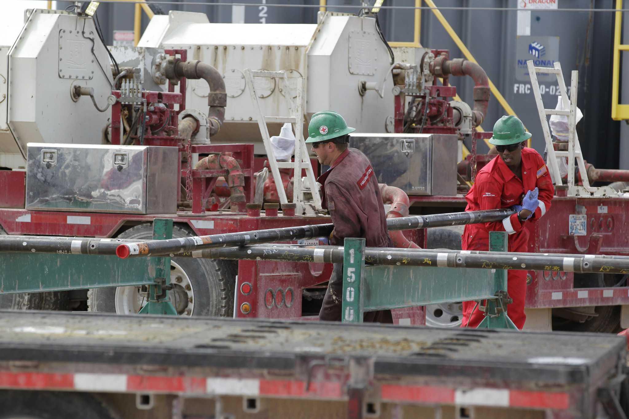 Halliburton to lay off dozens in California