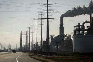 The Valero refinery in Port Arthur. A trio of environmental groups will drop their case against Valero Energy's Port Arthur refinery as the Texas Attorney General's office instead takes the lead on suing the refiner for an alleged pattern of air emissions