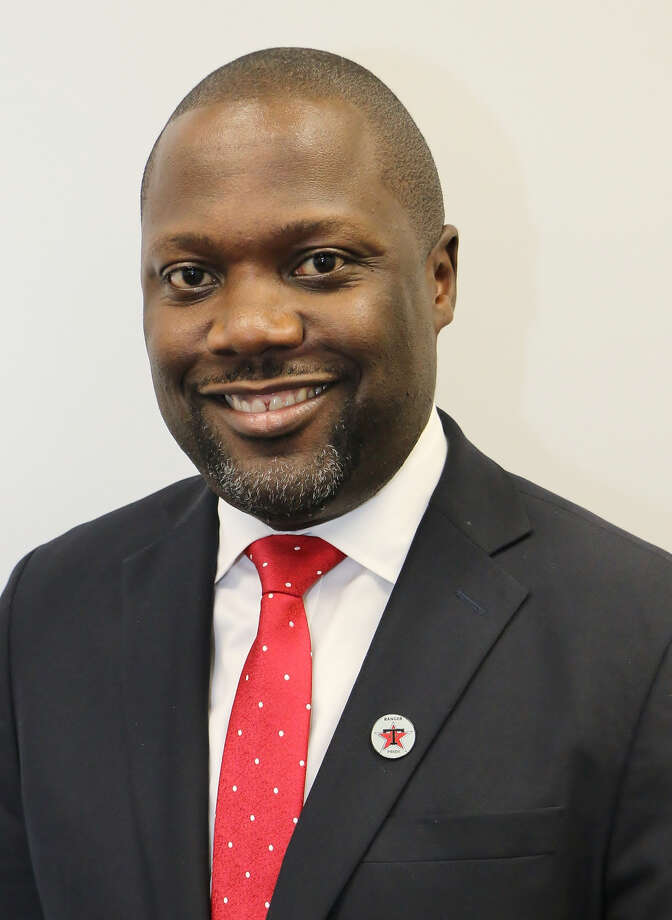 Andree Osagie has been named the Lamar CISD's new assistant superintendent of secondary education. Photo: Lamar CISD