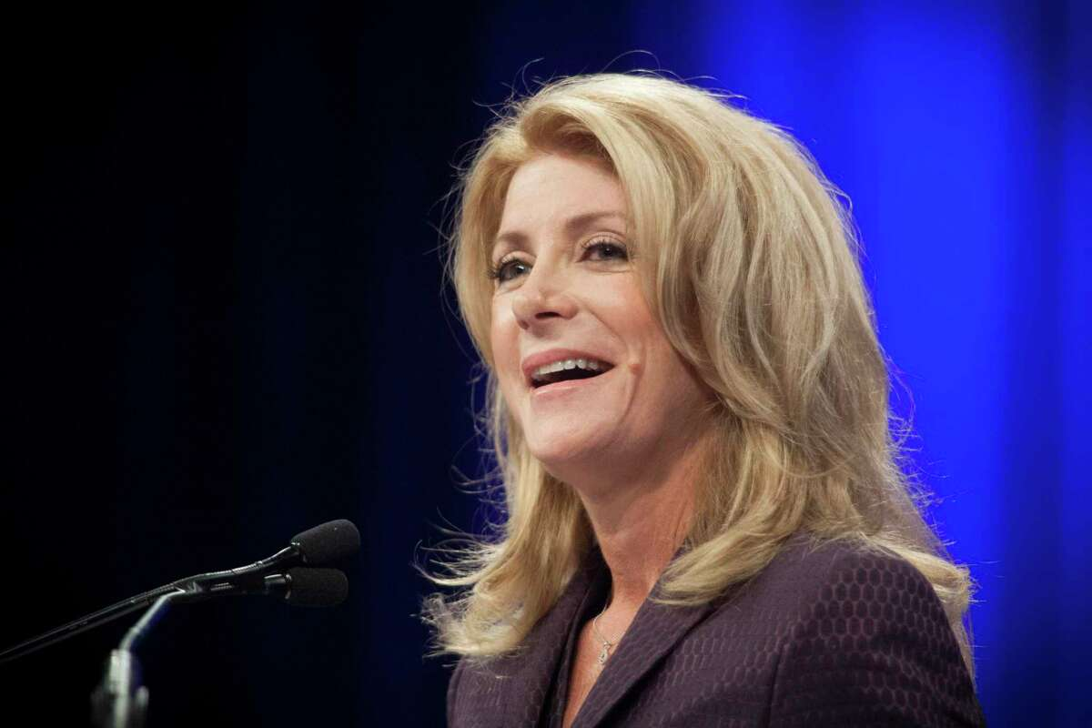 Wendy Davis, a former Democratic nominee for governor of Texas whose marathon filibuster as a state senator turned her into an overnight political star, said she would run for a House seat held by freshman Republican Chip Roy.