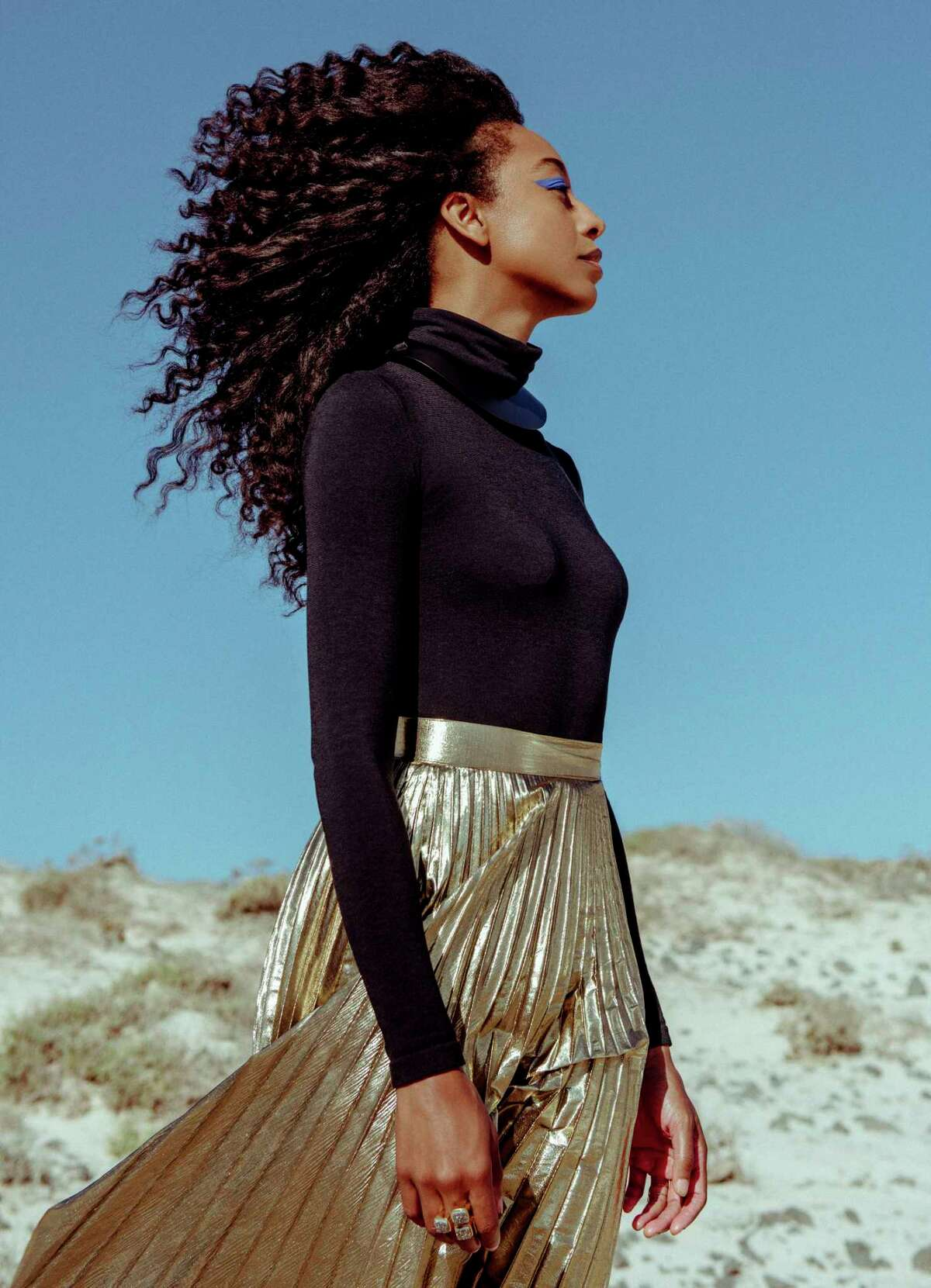 Corinne Bailey Rae will be performing at the Ridgefield Playhouse on Aug. 3.
