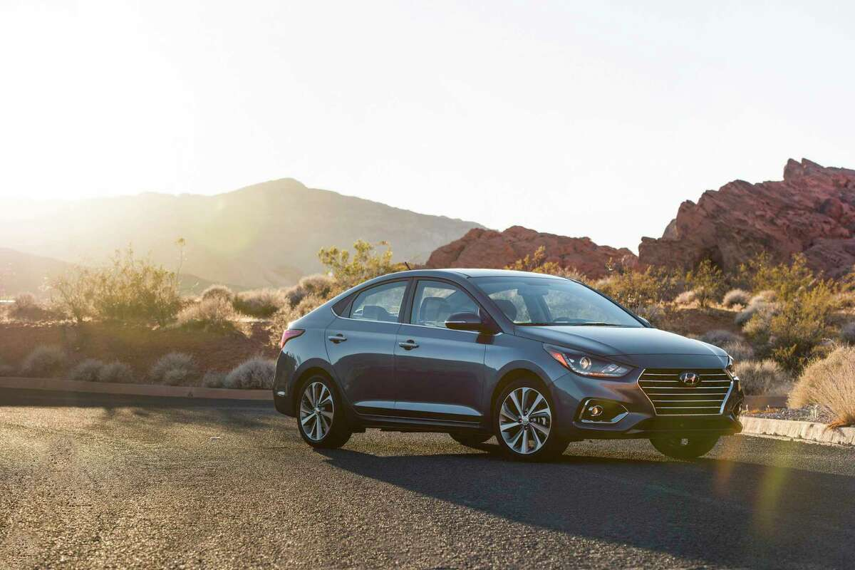 The 2019 Hyundai Accenta model that's too big to qualify as a true urban runabout, and too small to dent a market dominated by crossovers and sport-utility vehicles.