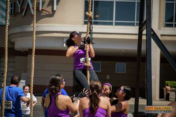 Spots are still available for the City Challenge Obstacle Race on Sunday, July 28, in downtown Stamford.