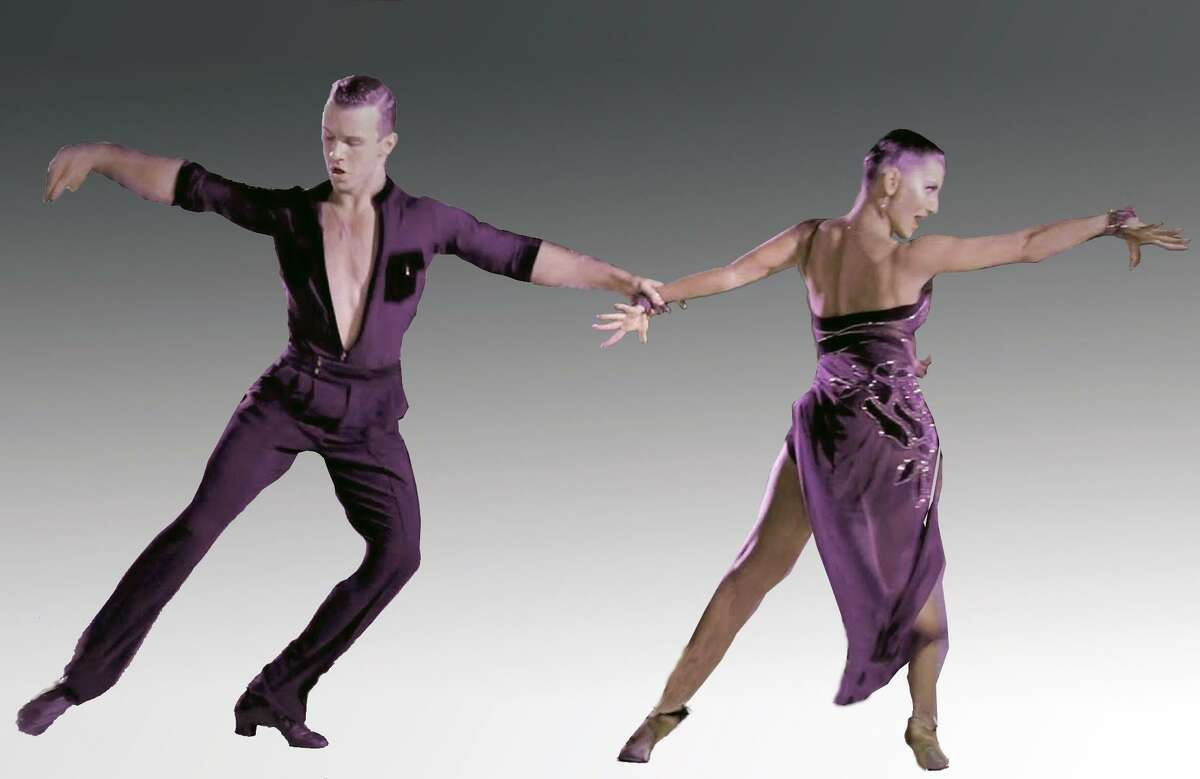 Professional Latin ballroom dancers Aleksei Shipilov and Julia Mitina will perform in Bridgeport on July 27.