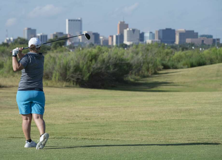 Hogan Park Golf Course reopened today to the public. Hogan Park Golf Course will open at 7:00 a.m. and the gate to the course will close at 8:15 p.m. Photo: Tim Fischer/Midland Reporter-Telegram