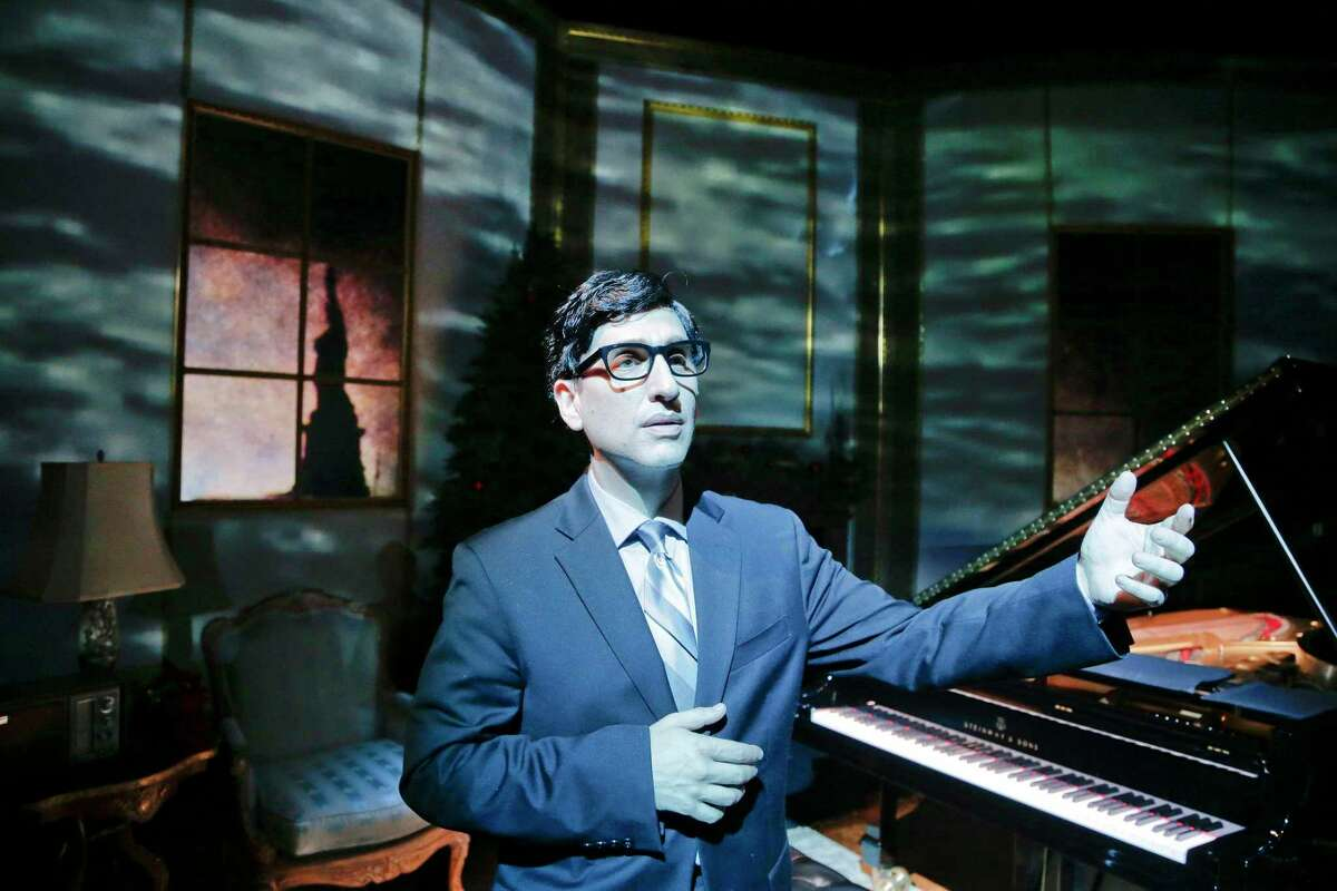 Hershey Felder as Irving Berlin runs through Aug. 23 at the Westport Country Playhouse, 25 Powers Court, Westport. Tickets are $30. For more information, visit westportplayhouse.org.