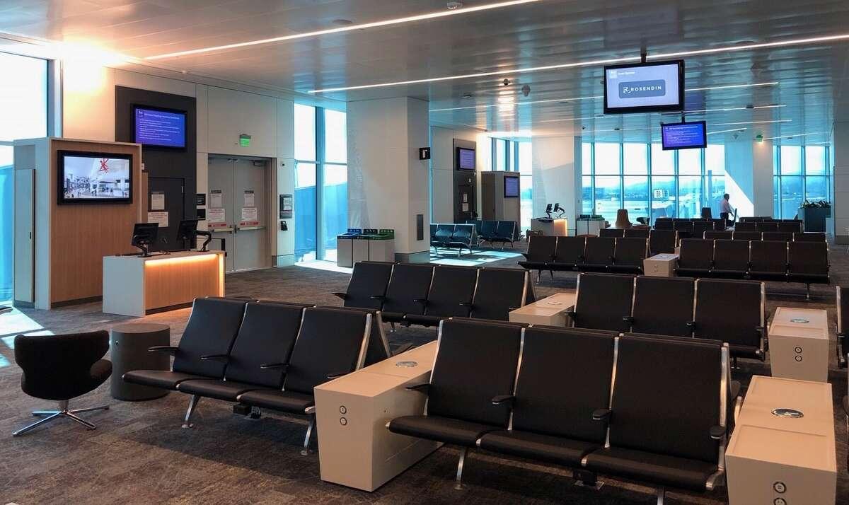 SFO's new Harvey Milk Terminal 1 opened on Tuesday, June 23