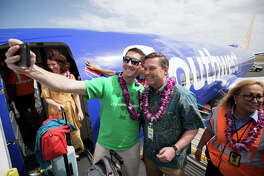 Southwest's new Hawaii service pushed up visitor numbers to the islands --  but not hotel prices.