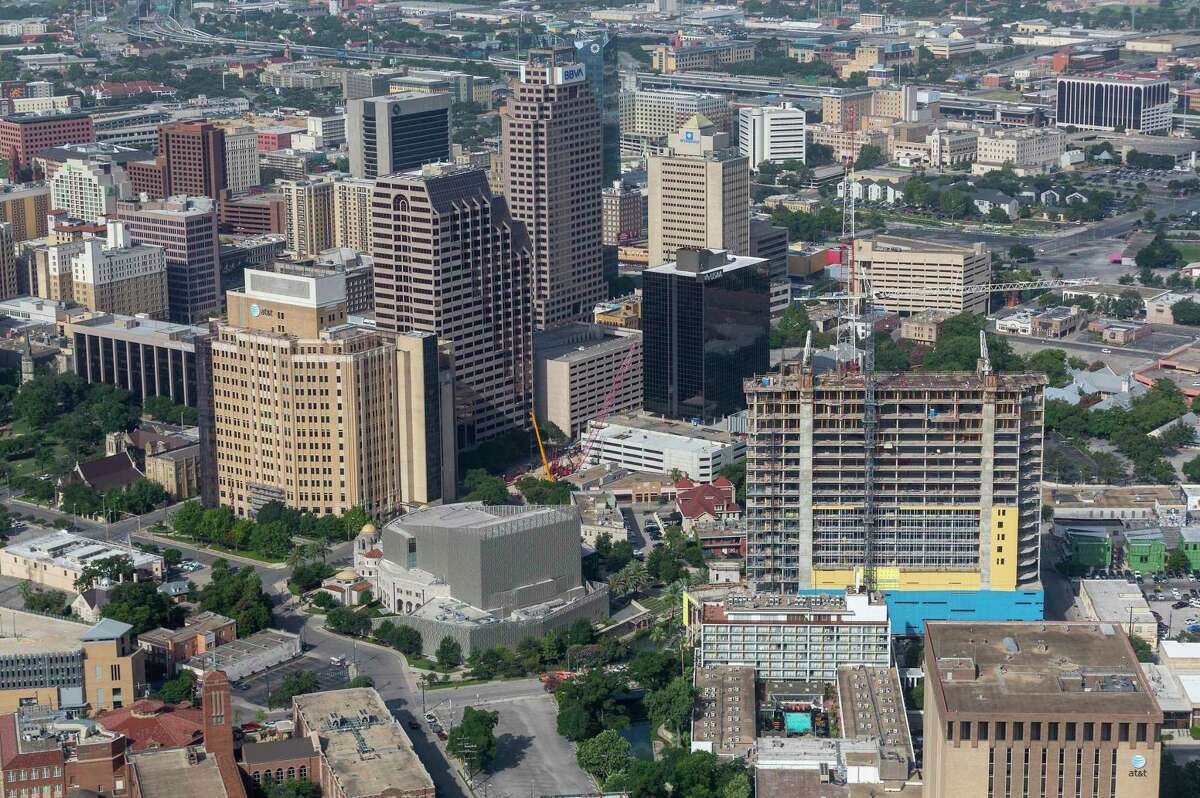 San Antonio hotels on average filled only 31.6 percent of rooms in the three months ending June 30, the lowest of any metro area in Texas, slashing revenue by 74 percent as the coronavirus pandemic kept travelers away and restricted how many rooms they could fill, according to a report released Monday.