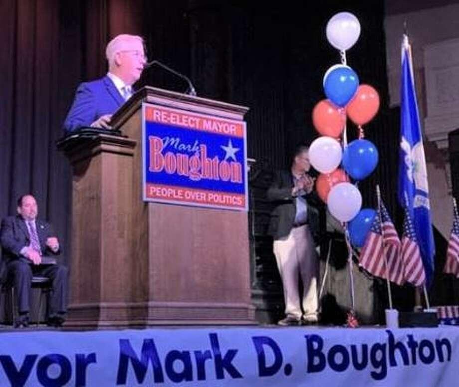 Mayor Mark Boughton Photo: Danbury CT Republican Town Committee Via Facebook