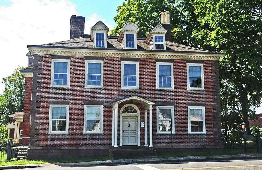 The Rockfall Foundation is located at 27 Washington St. in Middletown. Photo: Contributed Photo