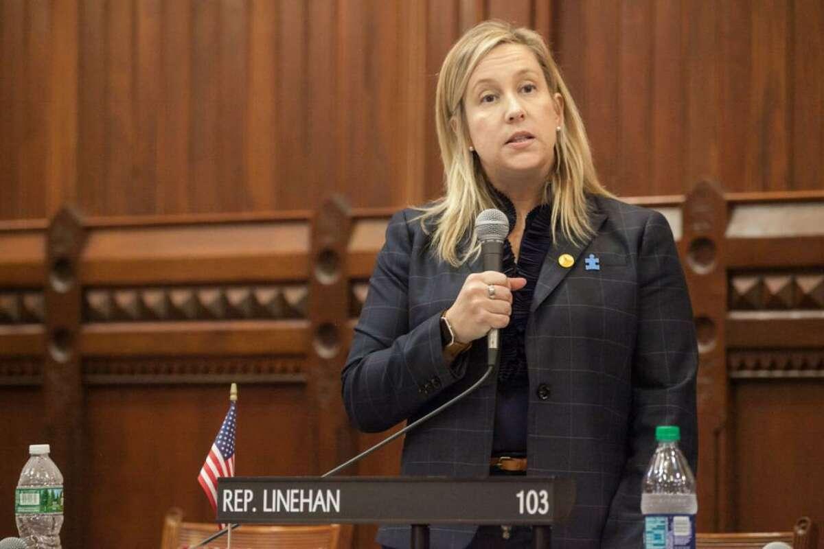 State Rep. Liz Linehan